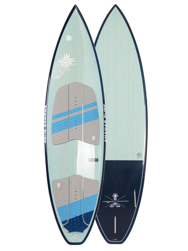 Ananas Surf Indigo kitesurfboard