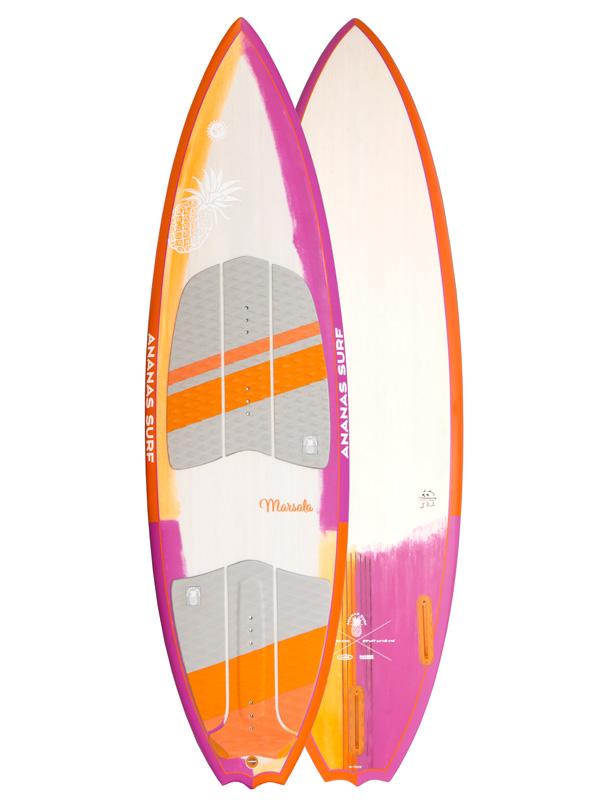 ANANAS SURF MARSALA kitesurfboard