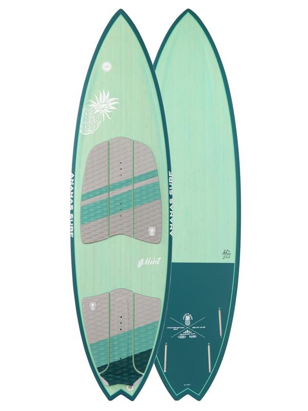 ANANAS SURF MINT kitesurfboard