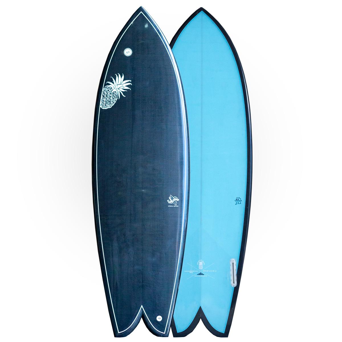 "Ananas Surf Old Fish 6'0"""