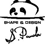 design S.Panda logo