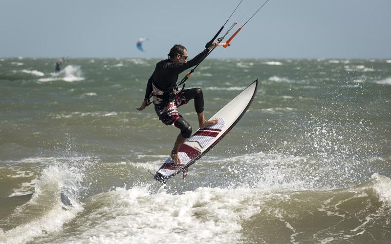 Ananas Surf kite traction pad
