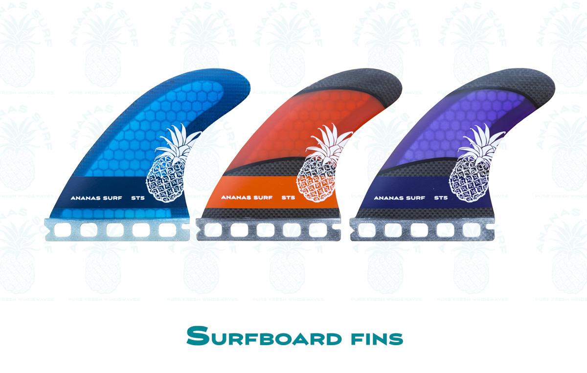 Ananas Surf fins