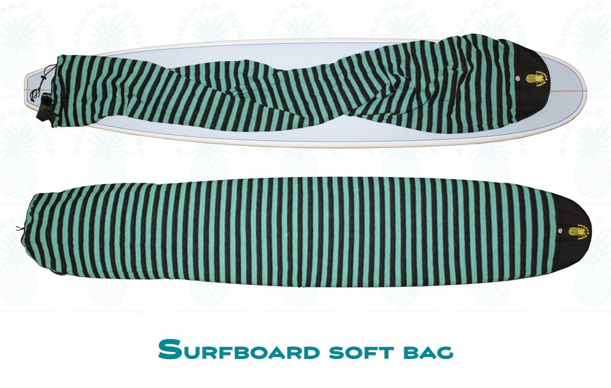 Ananas Surf surfboard socks