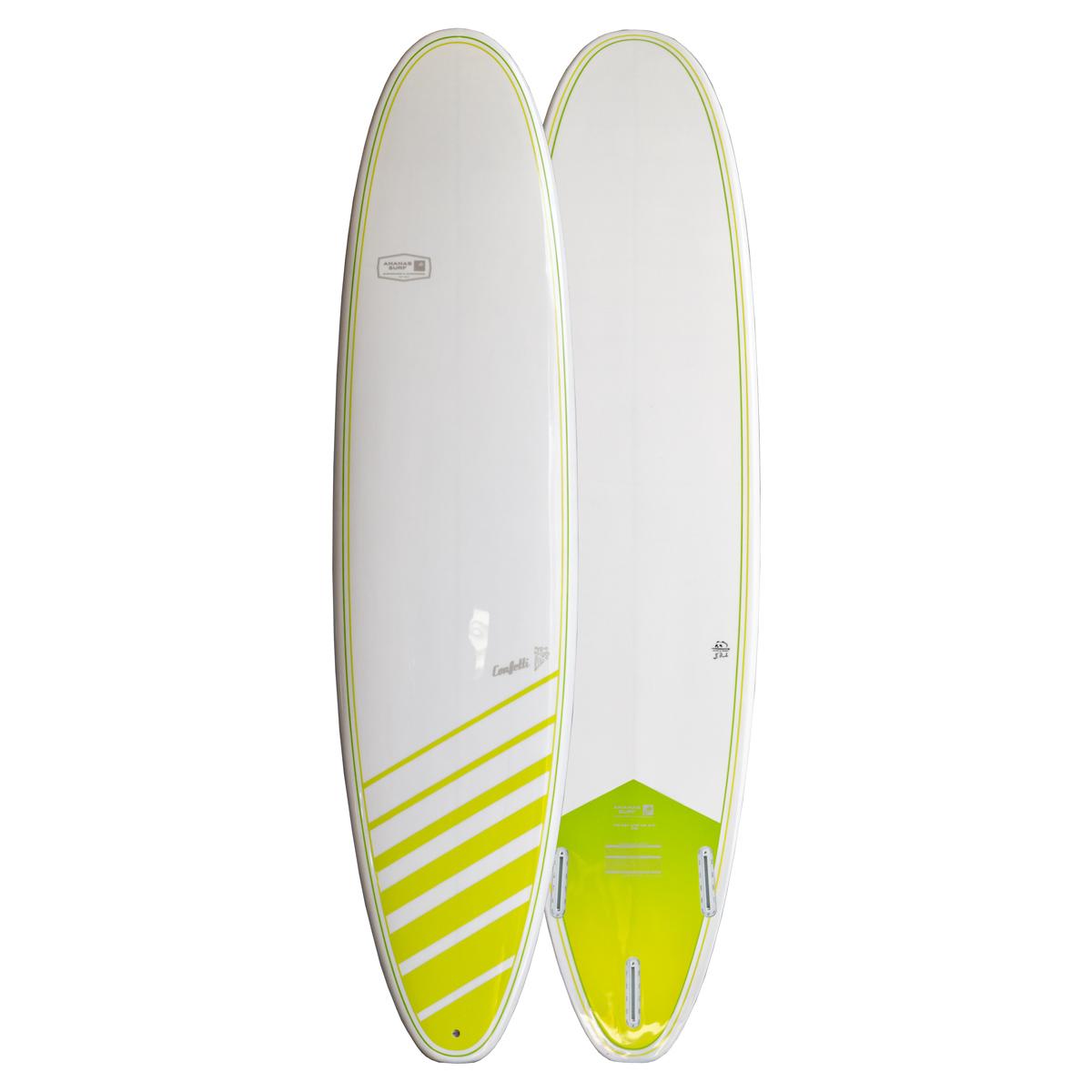 """Ananas Surf 7'10""""X21 1/2""""X2 3/4"""" 52.5L """"Confetti series"""""""