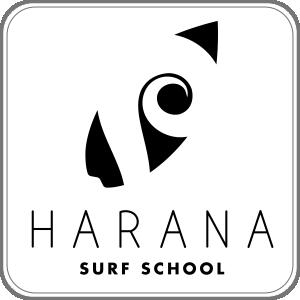 Harana Surf school logo