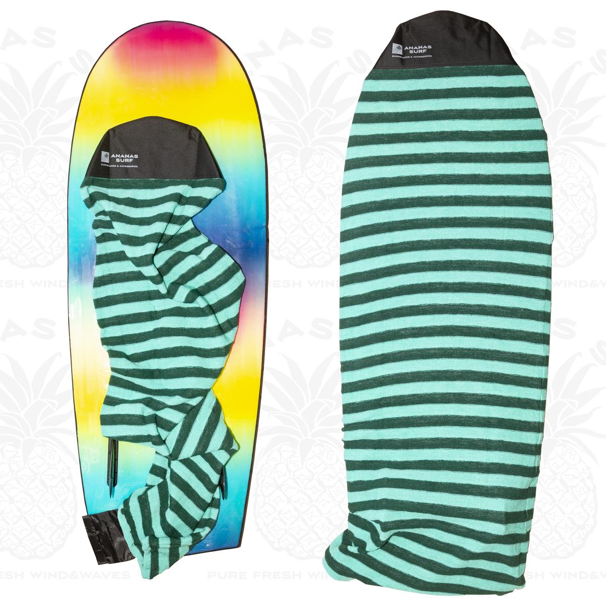 "Ananas Surf wakesurf, foilboard, kitesurf board soft bag 5'1"""