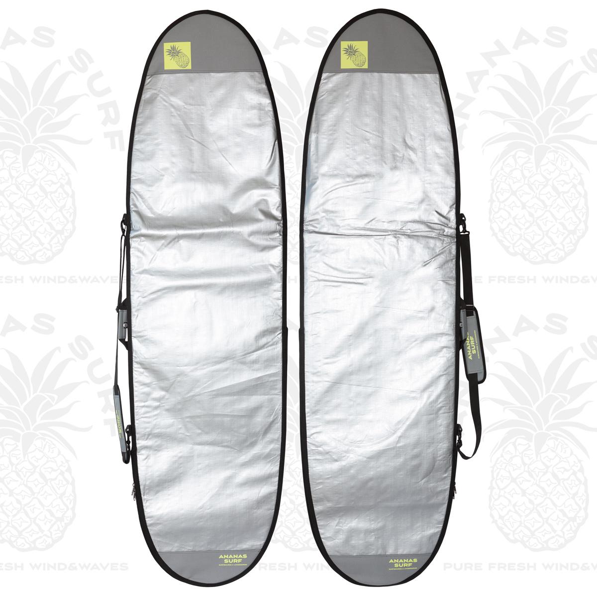 "Ananas Surf surfboard boardbag 7'6"" funboard style"