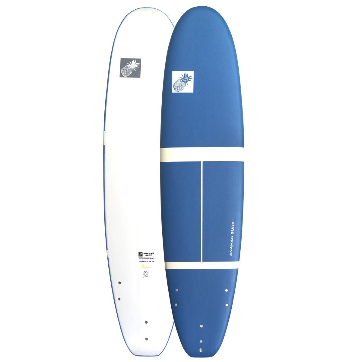 "ananas surf 8'0"" school softboard 2018"