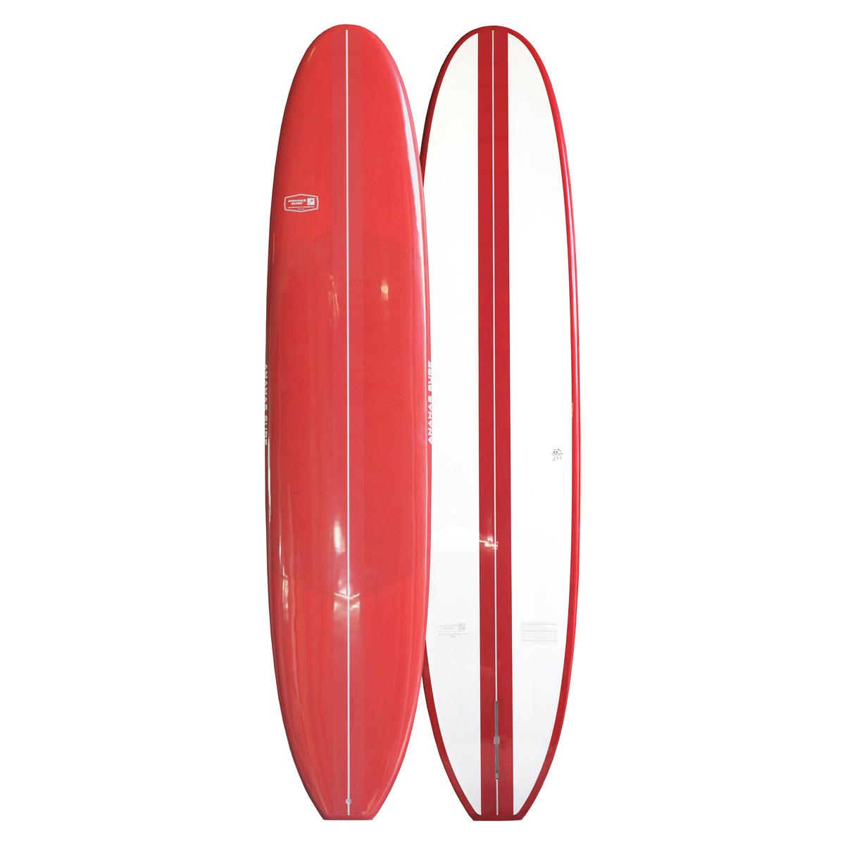 "Ananas Surf Noserider longboard 9'1"" old school"