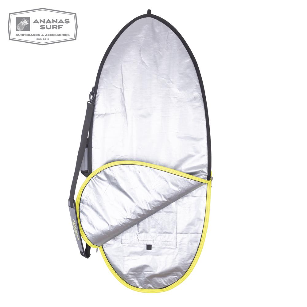 "Ananas Surf Skimboard 57"" cover inside"