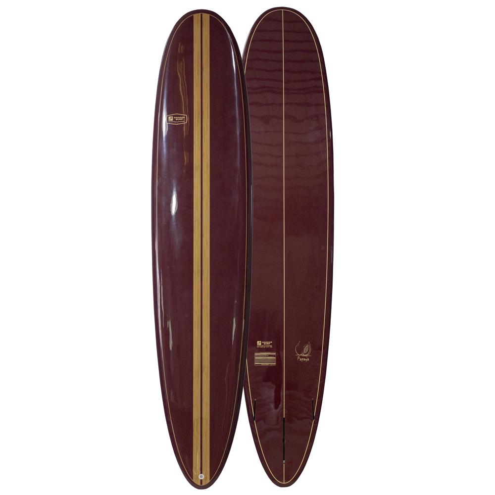 Ananas Surf Longboard Papaya Bordo